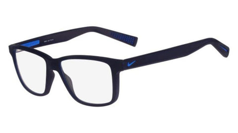 Nike NIKE 4265 Eyeglasses 036 Obsidian-Photo Blue - Usa-optical.com