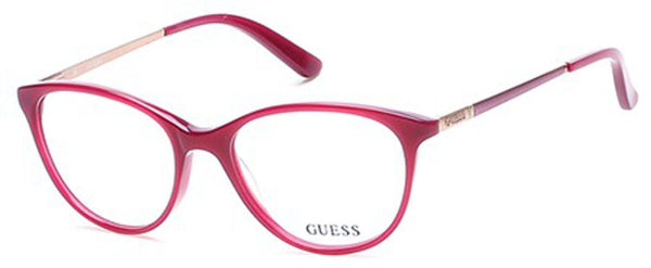Eyeglasses Guess GU 2565-F GU2565-F 075 - Usa-optical.com