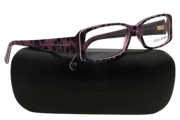 DOLCE & GABBANA EYEGLASSES OPTICAL RX DG 3076 1530 RED DG3076 - Usa-optical.com