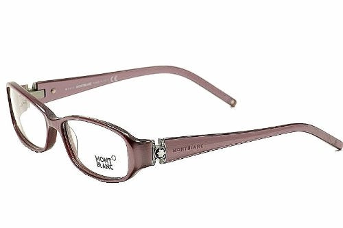 Mont Blanc eyeglasses MB 343 081 Acetate - Rhinestones Purple - Usa-optical.com
