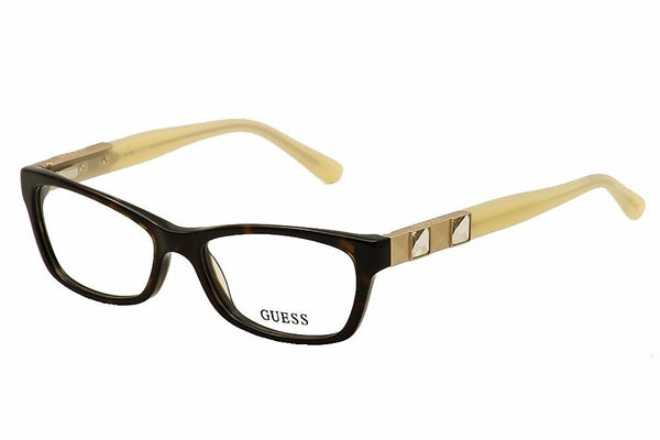 GUESS Eyeglasses GU 2414 Tortoise 53MM - Usa-optical.com