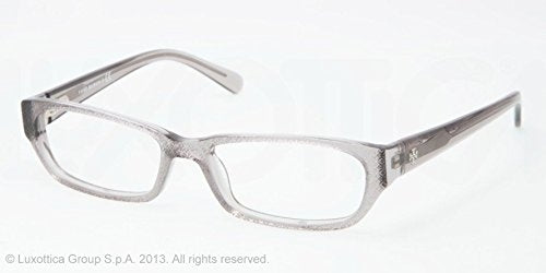 Tory Burch Ty2027 Ty2027 Eyeglasses 708 Transparent Grey Demo Lens 50 16 135 - Usa-optical.com