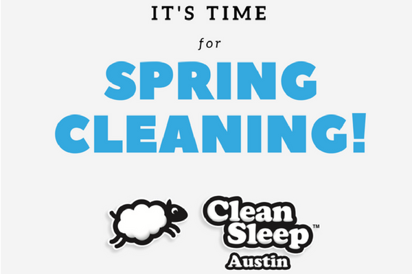 Spring Cleaning Should Include Your Mattress!