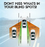 Rydeen 2-way Radar Blind Spot Detection System