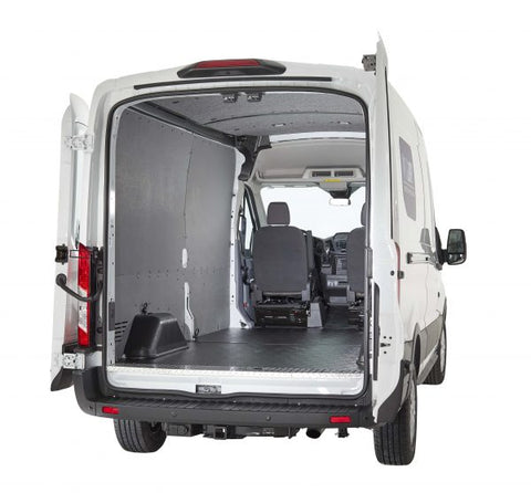 VanGuard Wall System For Ford Transit