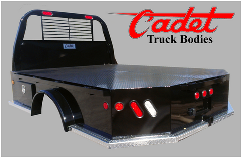 Cadet Laredo Skirted Flatbed