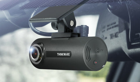 Thinkware DVR with Continuous Recording