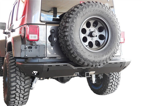 Steelcraft Replacement Rear Bumper For Wrangler