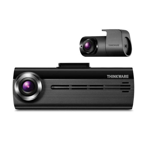 Thinkware Front and Rear DVR with Continuous Recording