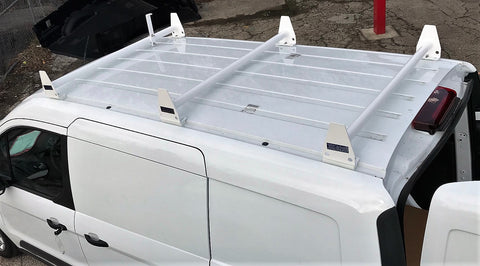 3 Bar Ladder Rack For Ford Transit Connect