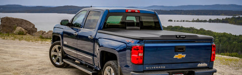 Undercover Elite One Piece Truck Bed Cover