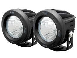 VisionX Optimus Round Prime LED Driving Lights