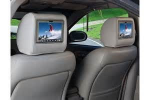 Visualogic Dual Headrest DVD System
