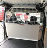 Weather Guard Mesh Screen Bulkhead for Compact Vans