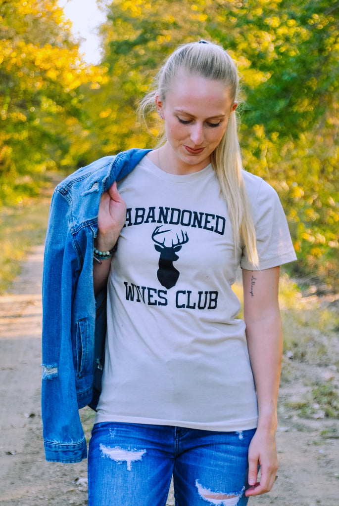 Abandoned Wives Club Tee