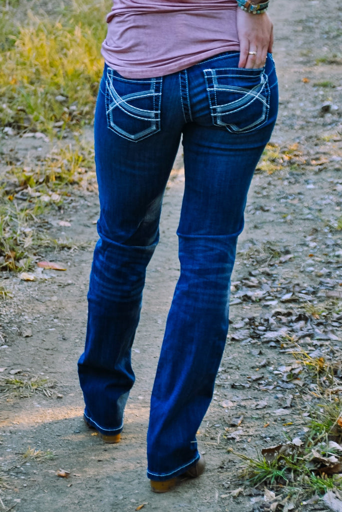 Ariat Denim- Ivy Straight