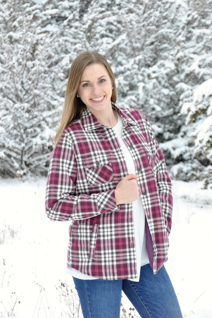 Ariat Plaid Shacket