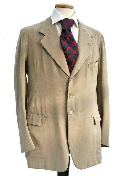 mens edwardian 1910s summer sack coat jacket