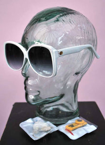 Vintage 80s looksound radio sunglasses