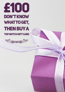 Top. Notch Gift Card