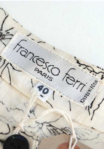 francesco ferri paris label