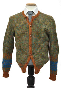 1960s benetton knitted cardigan