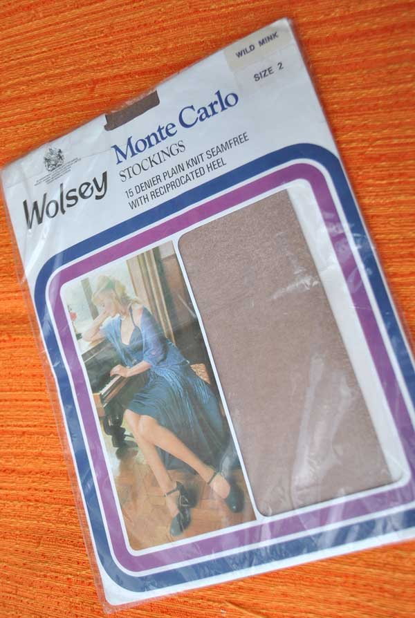 Vintage Wolsey Monte Carlo Stockings