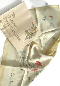 The Country Diary Collection Jacqmar scarf