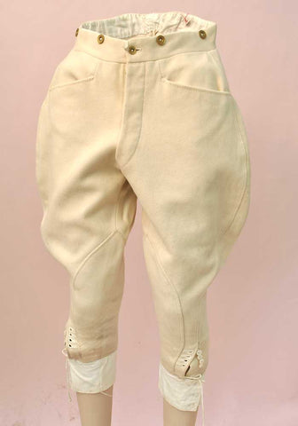 Men's Vintage Chester & Co • Newmarket Jodphurs • Equestrian • Jockey Breeches