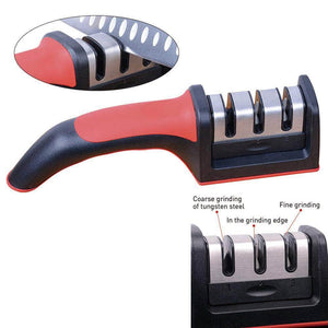 Professional 3 Stage Knife Sharpener