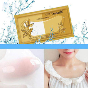 2x Anti Aging Wrinkle Recovery Neck Mask