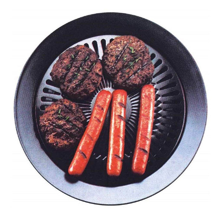 Non-Stick Smokeless Stovetop Grill Pan