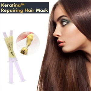 Keratina™ Repairing Conditioner + Hair Growth