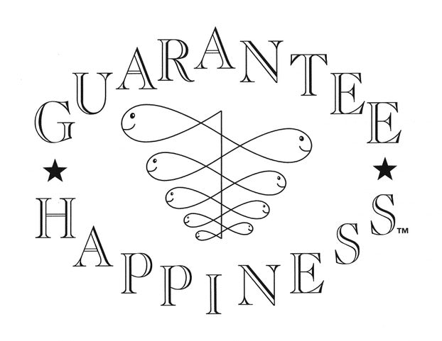 Guarantee Happiness Logo