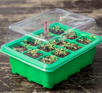 Seed Germination Kit with Humidity Dome (Set of 5)