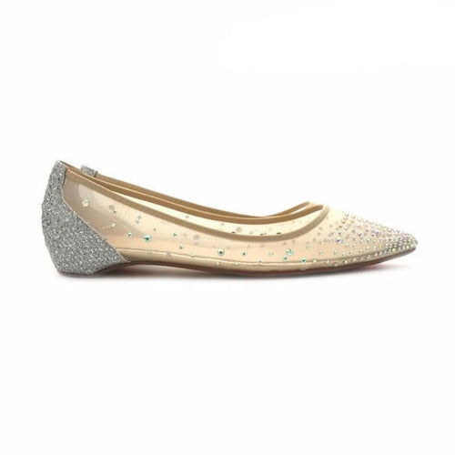 Aline - Silver / 3.5 - Shoes