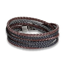 Braided Rope - Coffee Black - Accessories for man