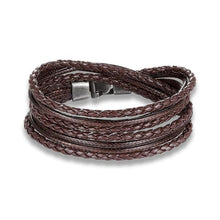 Braided Rope - Coffee - Accessories for man