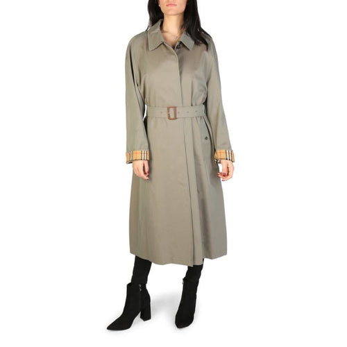 Burberry - BB2 - green / 42 - Trench coat