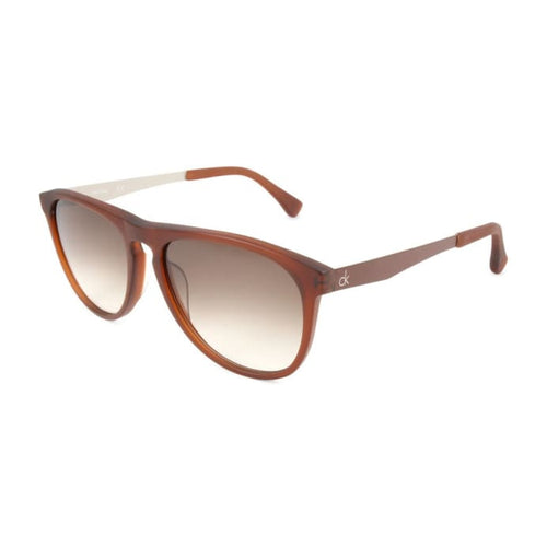 Calvin Klein - CKS9 - brown / NOSIZE - Sunglasses