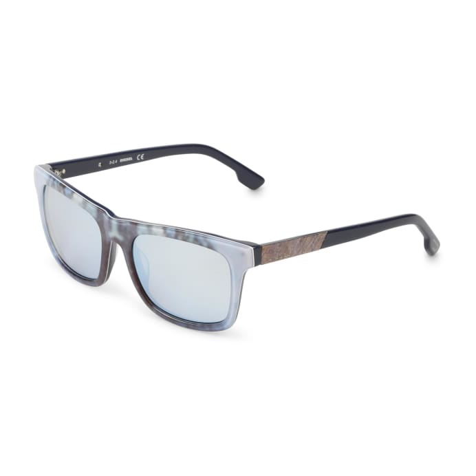 Diesel - DL6 - blue / NOSIZE - Sunglasses
