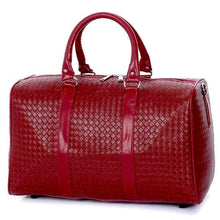 Duffy - Red - Travel bags