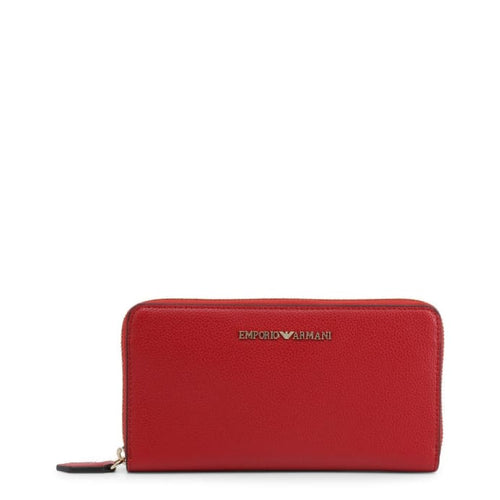 Emporio Armani - EAW21 - red / NOSIZE - Wallets