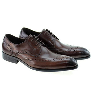 Firmin - Brown / 7 - Mans Shoes