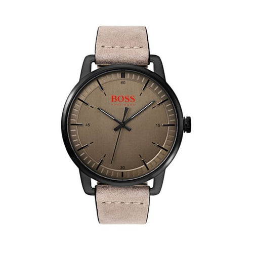 Hugo Boss - TH555 - brown / NOSIZE - Watches