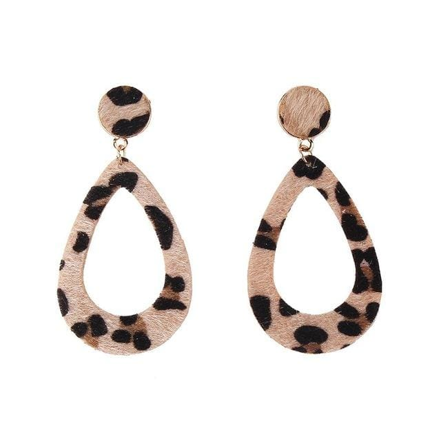 Lady Leo - Multicolored - Earrings