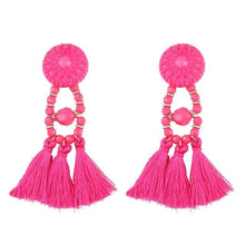 Lady vamp - Pink - Earrings