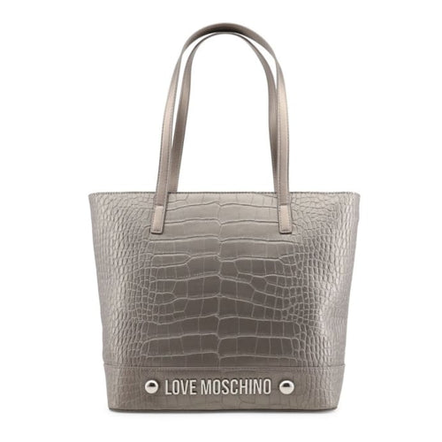 Love Moschino - LM3456 - grey / NOSIZE - Shopping bags