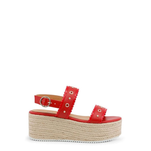 Love Moschino - LM678 - red / EU 41 - Wedges