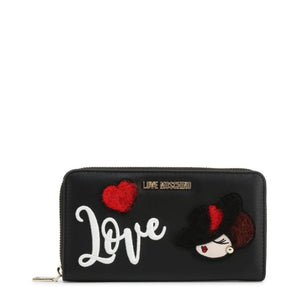 Love Moschino - LM890 - black / NOSIZE - Wallets